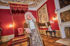 Die Tanzmeisterführung im Museum im Schloss von Wolfenbüttel