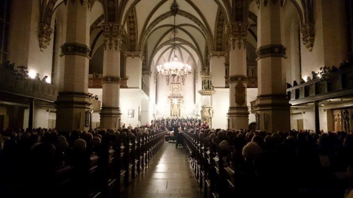 Weihnachtsoratorium in der Hauptkirche Wolfenbüttel © Elisabeth Fischer, Stadt Wolfenbüttel