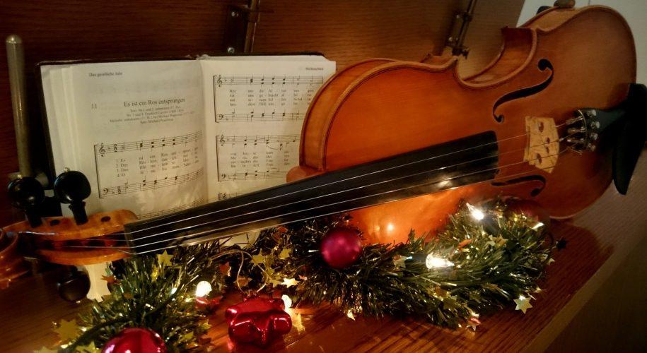 Weihnachtsmusik in Wolfenbüttel © Elisabeth Fischer, Stadt Wolfenbüttel