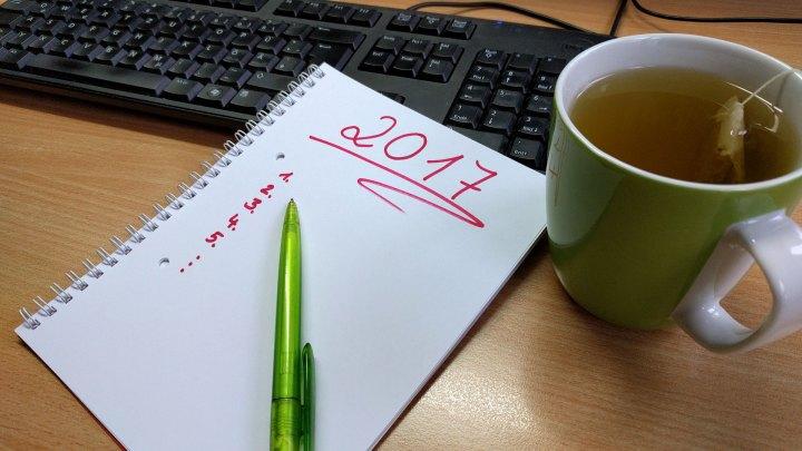 Meine Vorsätze für das neue Jahr