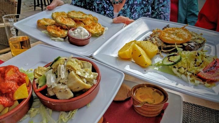 Essen im La Bodega Wolfenbüttel