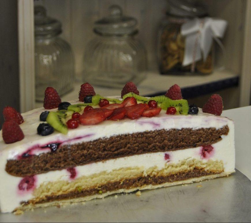Wolfenbütteler Tortenkultur: Torte
