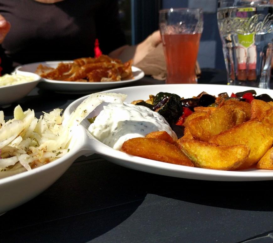 Essen im Le Boshore Wolfenbüttel