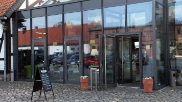 Restaurant Schlosshof Schloss Salder