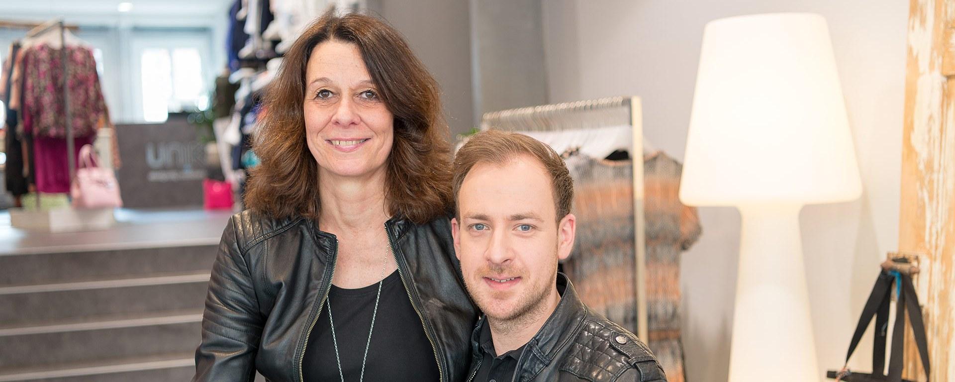 Susann Hesse und Martin Koj von UNIK