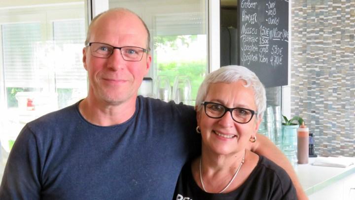 Das Ehepaar Jörg und Christine Borkowski arbeitet als eingespieltes Team zusammen.