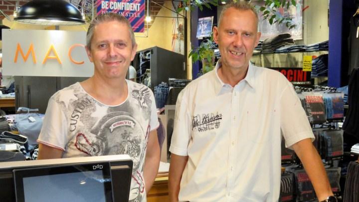 Die Inhaber sind ein eingespieltes Team: Markus Hildebrandt und Frank Wirth.