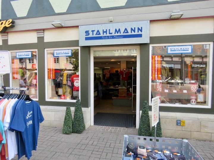 Stahlmann: Eine gute Adresse auf der Langen.