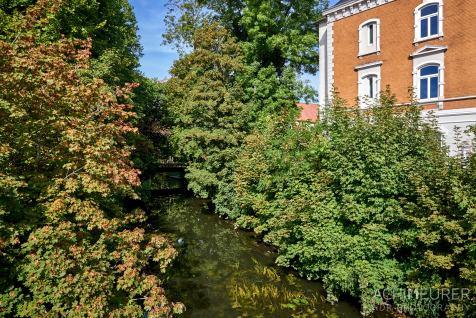 Grünes Wolfenbüttel - Lessingstadt Wolfenbüttel in Niedersachsen, Deutschland