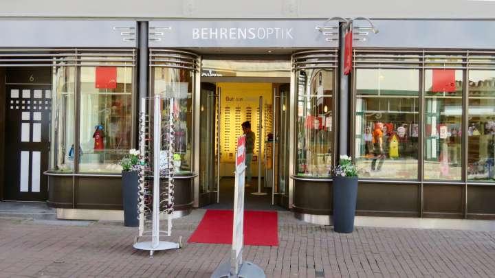 Behrens Optik: Seit 1922 eine gute Adresse für gutes Sehen in Wolfenbüttel.