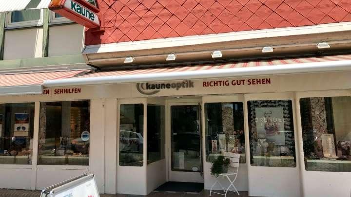 »Kaune Optik« ist seit über 120 Jahren eine Adresse für richtig gutes Sehen.