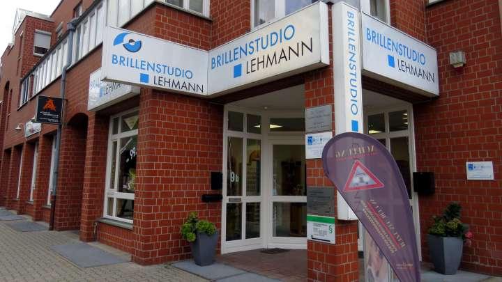 Das »Brillenstudio Lehmann« ist auf der Lindener Straße gut zu erreichen.