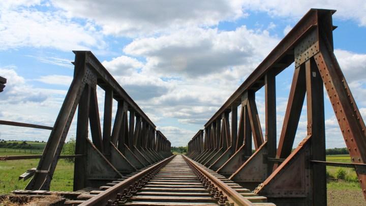 Eisenbahnbrücke bei Börßum