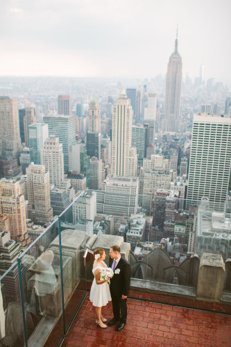 Heiraten in New York  Echt New York