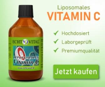 ECHT VITAL LIPOSOMALES VITAMIN C - 1 Flasche mit 250 ml