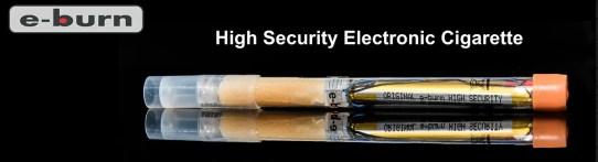 eBurn High Security Electronic Cigarette