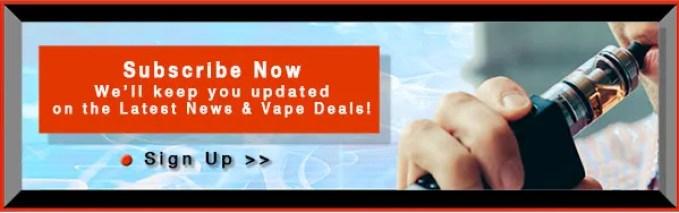 Subscribe to e-cigarette news