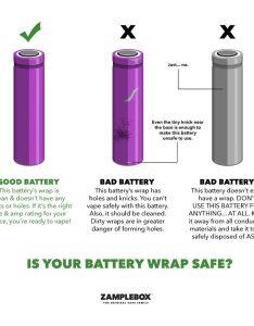 Image from zamplebox also  beginner   guide to vape  cig batteries ecigclick rh
