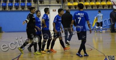 Parón para el Écija Fútbol Sala