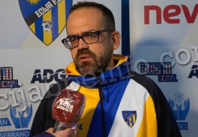 Dani Quintana no seguirá al frente del banquillo del Nevaluz Écija Futsal