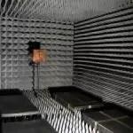Teste interferência eletromagnética