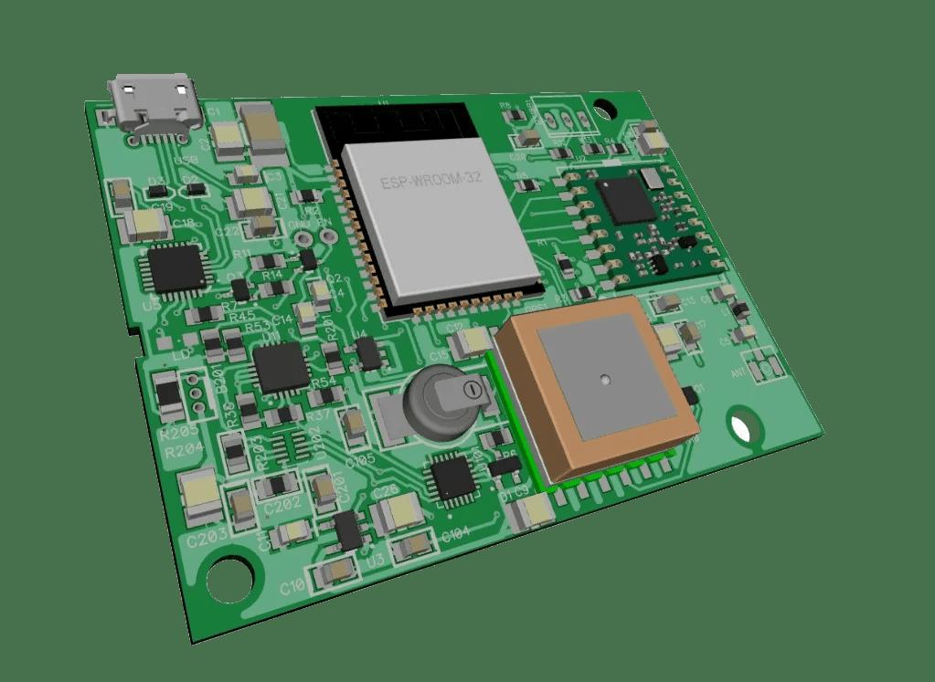 Projeto Esp32 LoraWan IOT GPS
