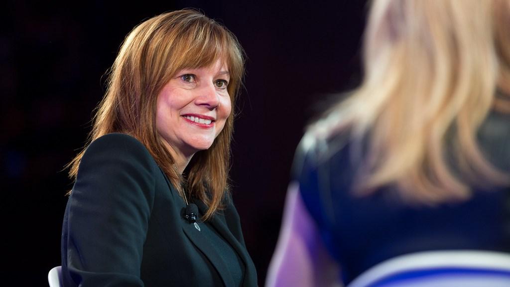 Mary Barra, CEO von General Motors / Foto: Fortune Live Media/flickr.com