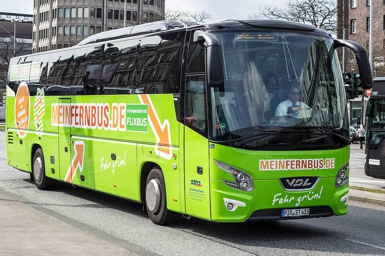 Mein Fernbus Hamburg Berlin