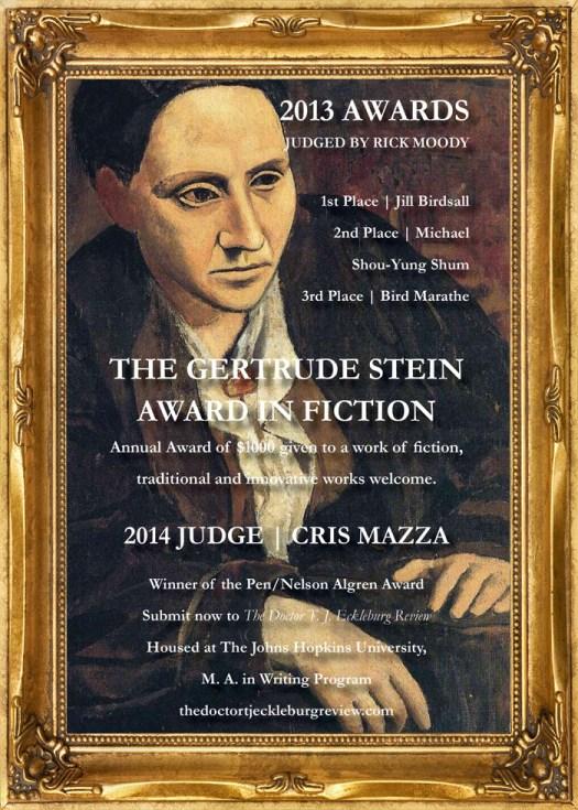 GS Award 2013-2014