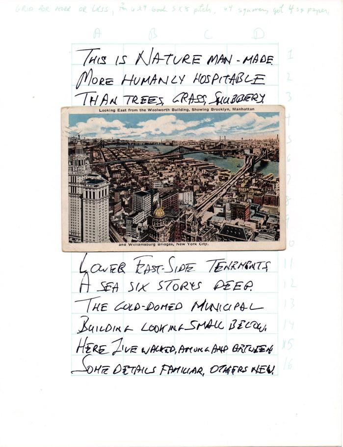 Postcard Project I