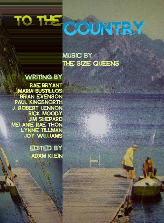 To the Country Cover