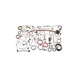 1971-1973 Mustang Classic Update Complete Wiring Kit