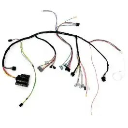 Full Size Chevy Dash Wiring Harness, With Automatic