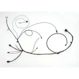 Full Size Chevy Engine & Starter Wiring Harness, Small