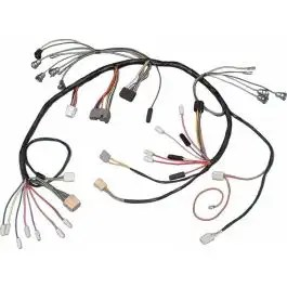 Chevy Underdash Wiring Harness, 1957