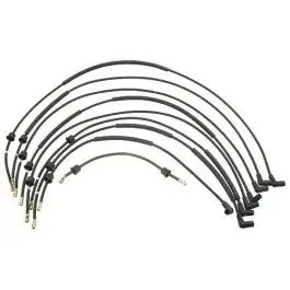 1955-1956 Ford Thunderbird Spark Plug Wire Set, Reproduction