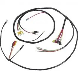 1956 Ford Thunderbird Power Window And Seat Wiring Harness