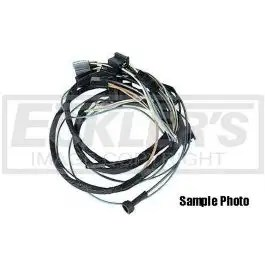 Nova And Chevy II Air Conditioning Wiring Harness, Factory