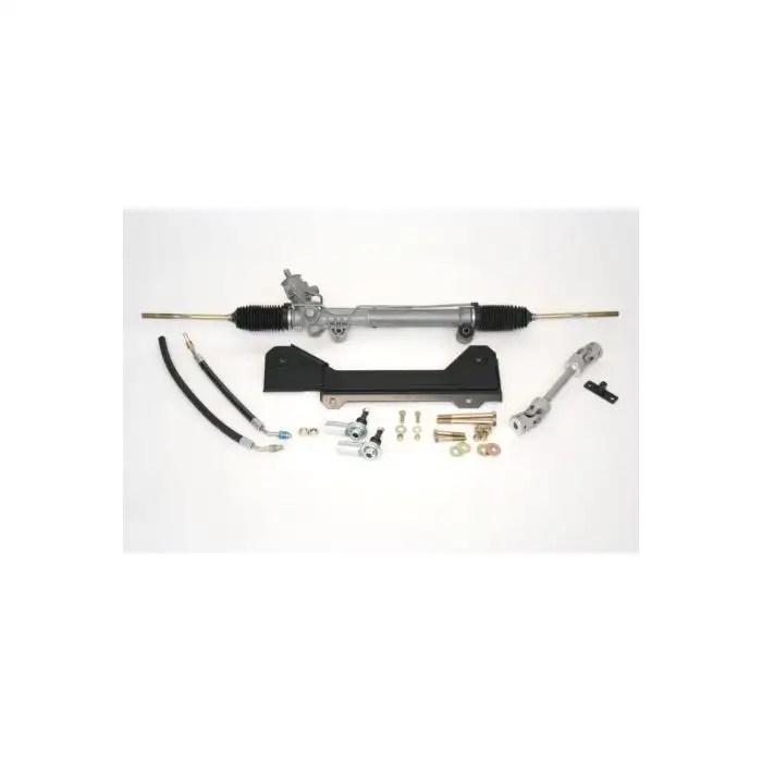 camaro steeroids power rack pinion conversion kit 1967 1969