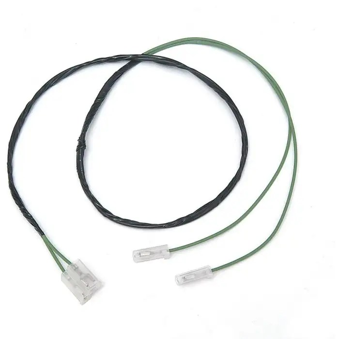 Full Size Chevy Back-Up Light Wiring Harness, Impala, 1958