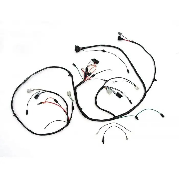 Full Size Chevy Headlight & Alternator Wiring Harness