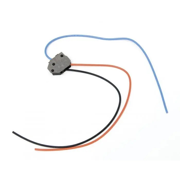 1984-1985 Corvette Power Door Lock Switch Repair Wiring
