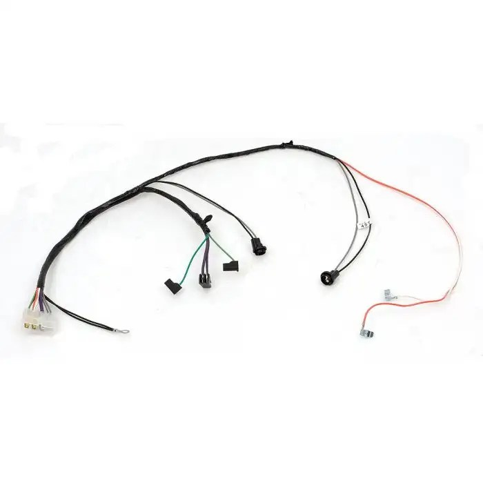 Chevelle Center Console Wiring Harness, For Cars With