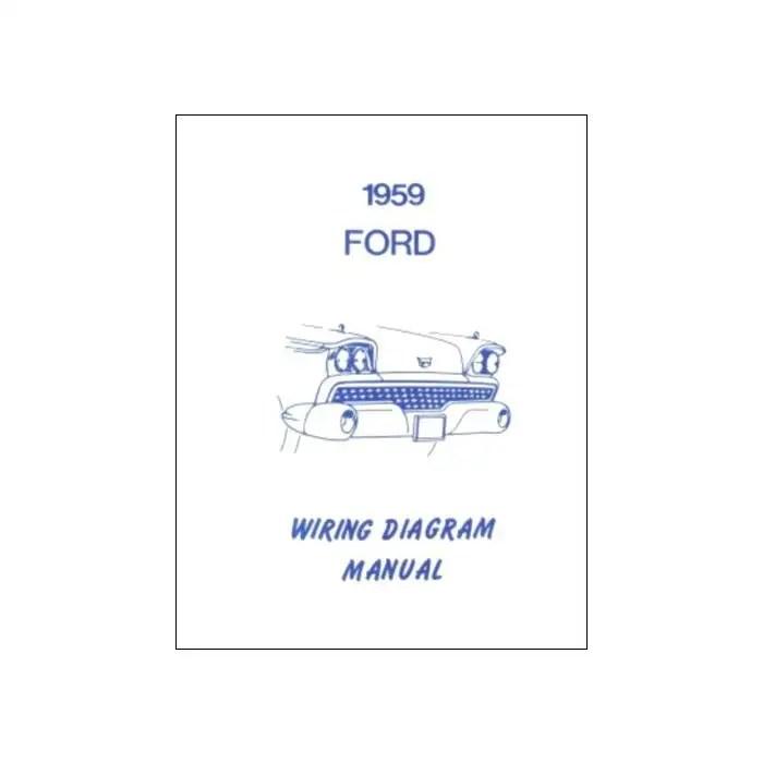 Ford Wiring Diagram Manual