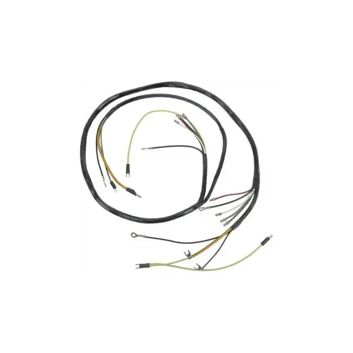 1955 Ford Thunderbird Headlight Crossover Wire, PVC Wire