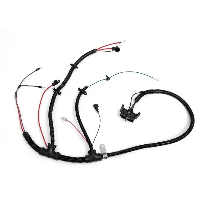 Camaro Engine Wiring Harness, V8, Without NB2 Cal