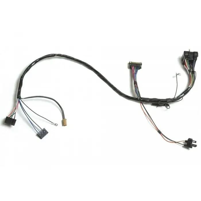 Camaro Dash Instrument Cluster Wiring Harness, With Gauges