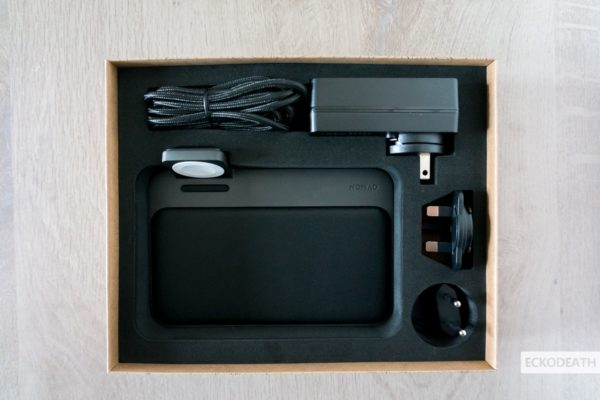 Nomad - Base Station Apple Watch Edition unboxing-9-min