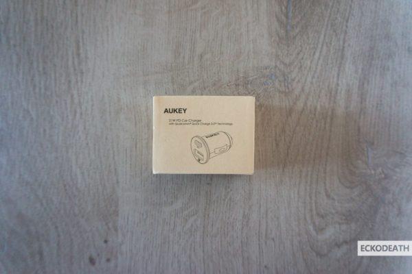 Aukey CC-Y11 unboxing-1-min