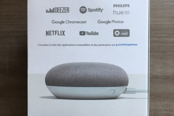 Google Home mini unboxing3-min